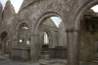 08. Ross Errilly Friary, Co. Galway