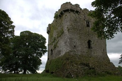 14. Shrule Castle, Co. Mayo