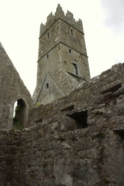 33. Ross Errilly Friary, Co. Galway