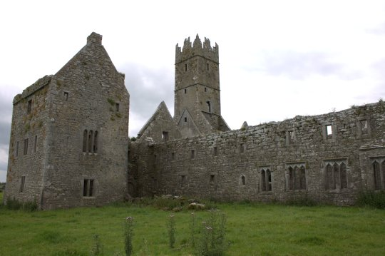50. Ross Errilly Friary, Co. Galway