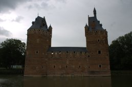 03. Beersel Castle, Belgium