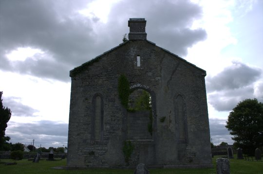 11. St. John the Baptist Church, Co. Galway