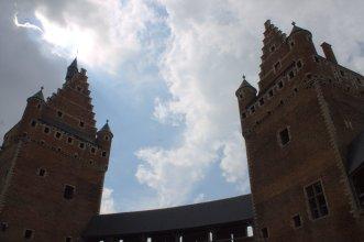 16. Beersel Castle, Belgium
