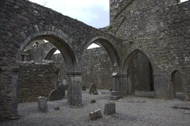 23. Kilconnell Friary, Co. Galway