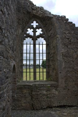 24. Kilconnell Friary, Co. Galway
