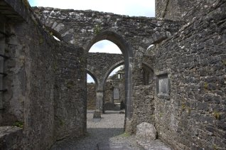 25. Kilconnell Friary, Co. Galway