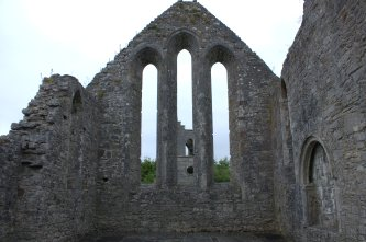 09. Cong Abbey, Co. Mayo