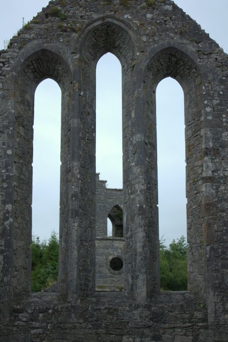 10. Cong Abbey, Co. Mayo