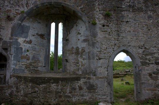 13. Killagha Abbey, Co. Kerry