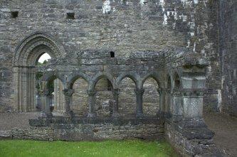 17. Cong Abbey, Co. Mayo