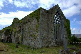 17. Killagha Abbey, Co. Kerry