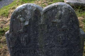 19. Tydavnet Old Graveyard, Co. Monaghan