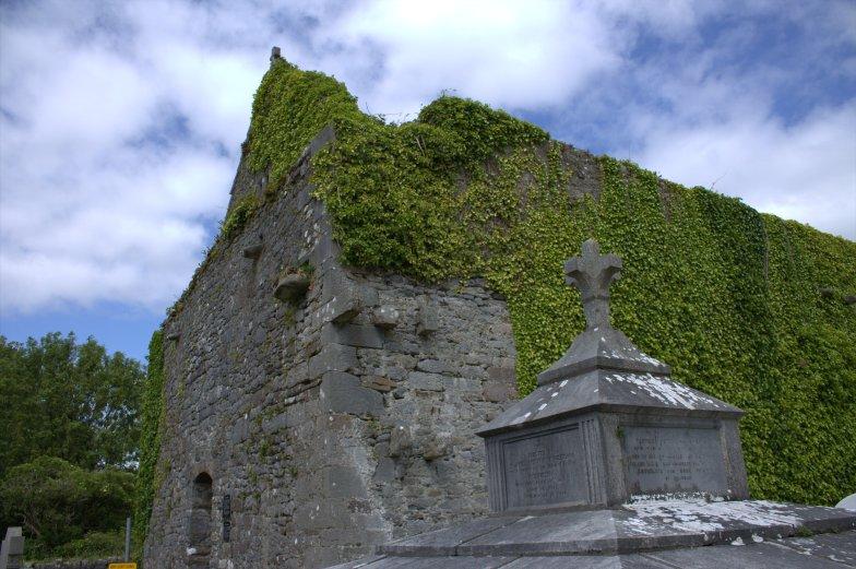 22. Killagha Abbey, Co. Kerry