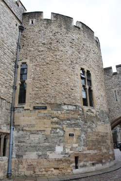 16. Tower of London, England