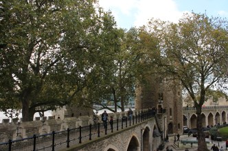 23. Tower of London, England