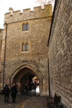 39. Tower of London, England