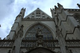 40. Cathedral of St. Michael and St. Gudula, Belgium