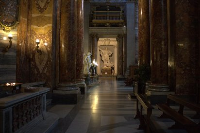 10. Sant'Ignazio Church, Rome