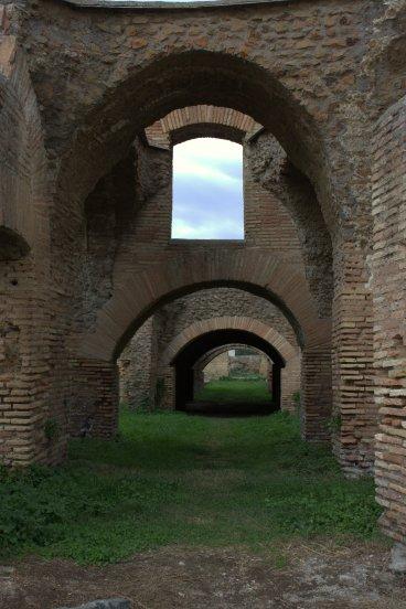 100. Ostia Antica, Lazio, Italy