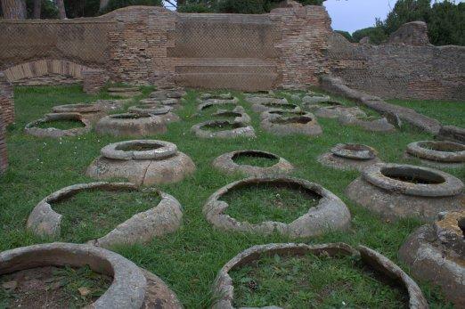 112. Ostia Antica, Lazio, Italy