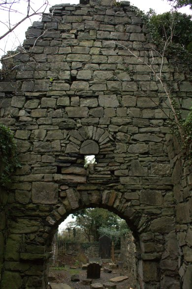 12. Church of St Columba, Co. Kildare
