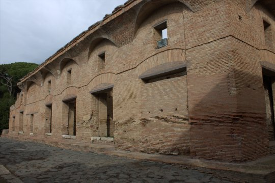 23. Ostia Antica, Lazio, Italy
