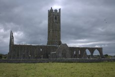 01. Claregalway Friary, Co. Galway