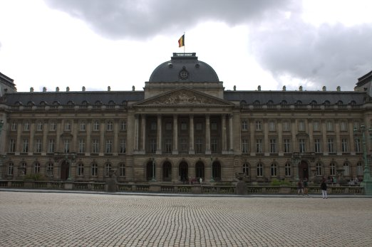 01. The Royal Palace, Brussels, Belgium
