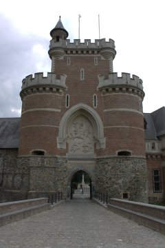 03. Gaasbeek Castle, Lennik, Belgium
