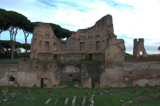 06. Palatine Hill, Rome, Italy