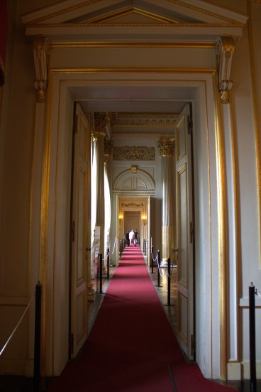 06. The Royal Palace, Brussels, Belgium