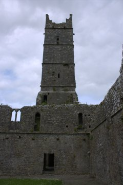 09. Claregalway Friary, Co. Galway