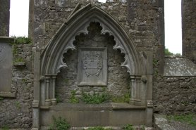 12. Claregalway Friary, Co. Galway