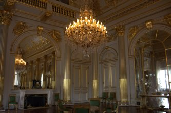 13. The Royal Palace, Brussels, Belgium