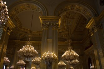 17. The Royal Palace, Brussels, Belgium
