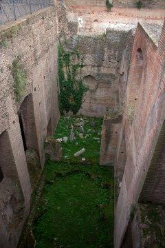 20. Palatine Hill, Rome, Italy