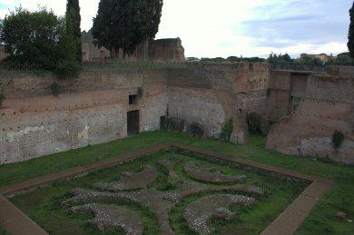 22. Palatine Hill, Rome, Italy