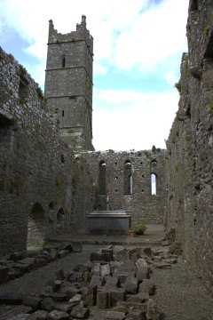 24. Claregalway Friary, Co. Galway