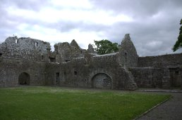 26. Claregalway Friary, Co. Galway