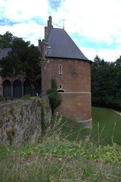 49. Gaasbeek Castle, Lennik, Belgium