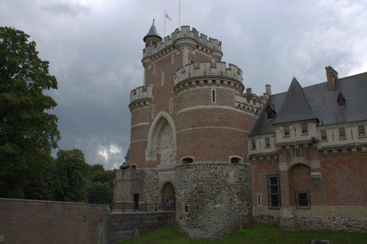 51. Gaasbeek Castle, Lennik, Belgium