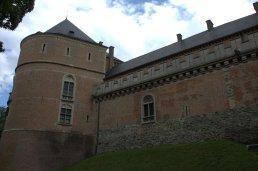 61. Gaasbeek Castle, Lennik, Belgium
