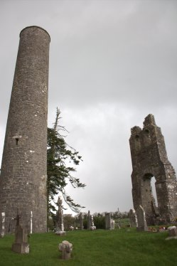 04. Donaghmore Round Tower & Church, Co. Meath