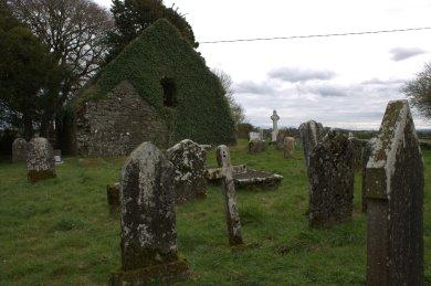 11. Kilmanaghan Church, Co. Offaly