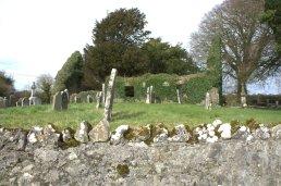24. Kilmanaghan Church, Co. Offaly