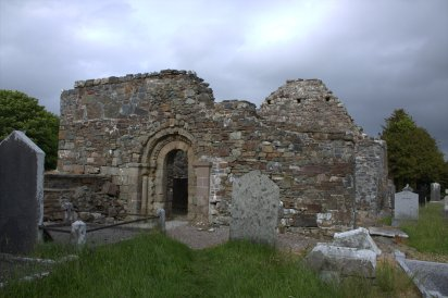 02. Aghadoe Cathedral & Round Tower, Co. Kerry