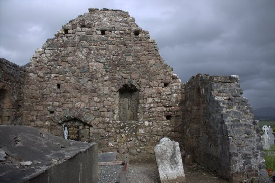 04. Aghadoe Cathedral & Round Tower, Co. Kerry