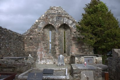 07. Aghadoe Cathedral & Round Tower, Co. Kerry