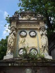 08. Pére Lachaise Cemetery, Paris, France