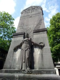 11. Pére Lachaise Cemetery, Paris, France